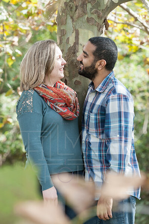 Kunal and Michele's Engagement Shoot