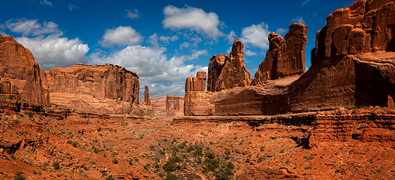 ARCHES NP--PARK AVENUE PANORAMA