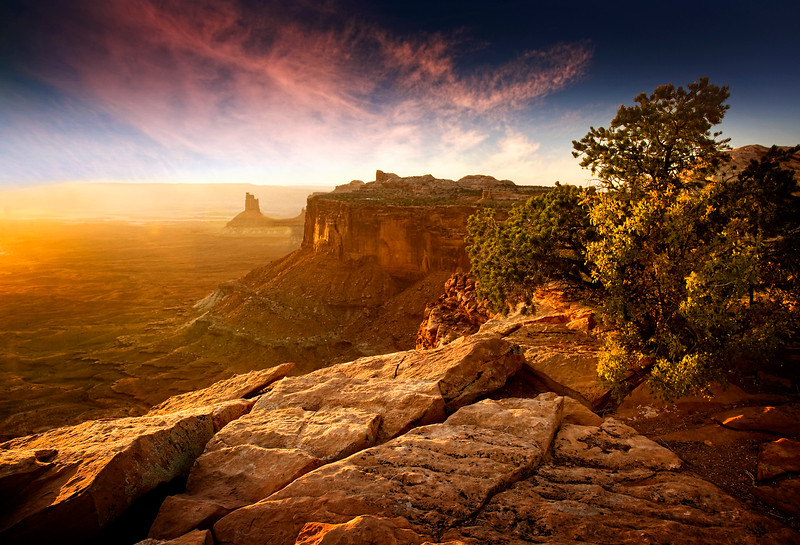 CANYONLANDS NP,  UTAH