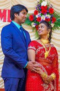 Bharath and Christina Engagement 2014