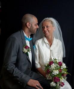 Tina & Suhails bryllup