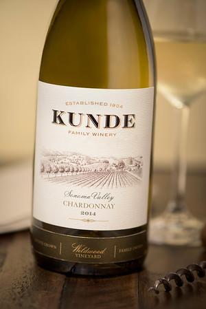 Kunde 3 Chards ,1 Viognier Beauty July 2015