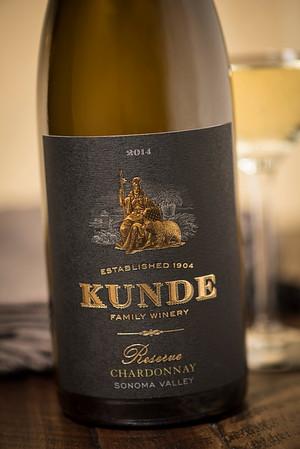 Kunde Reserve Chardonnay Beauty Sept 2015
