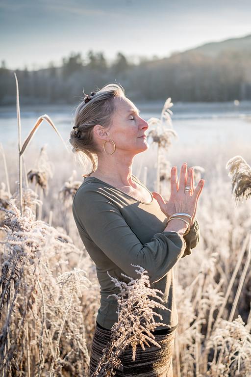 Hurum Yoga - Veslemøy 14.12.16