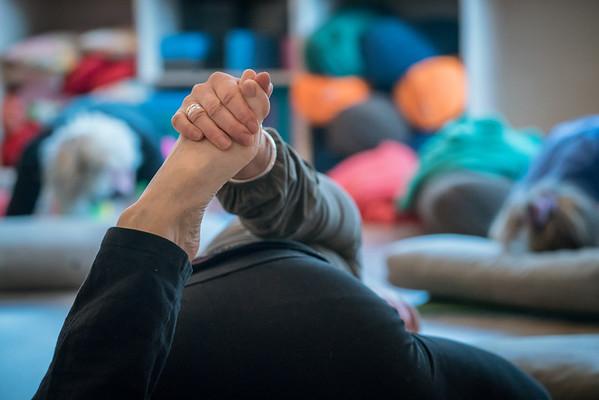Hurum Yoga - trening 14.12.16
