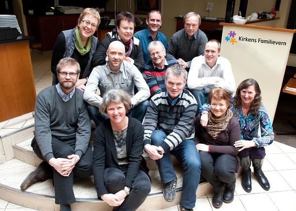 Stiftelsen Kirkens Familievern-Representantskap28.02.12