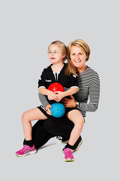 Rikke Nielsen og Magda