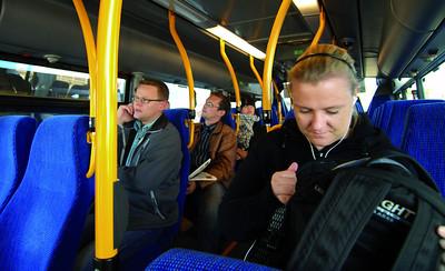 Hvad betyder den offentlige trafik for valg af uddannelse?
