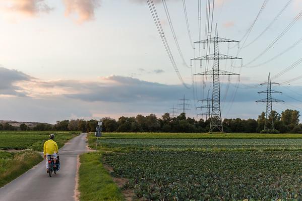 Feld bei Weiterstadt