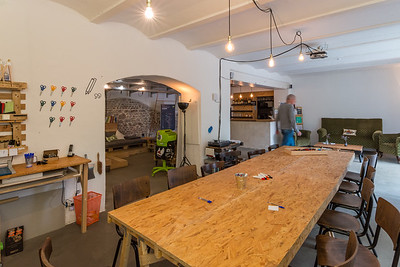 Coworking Space in Darmstadt
