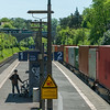 Südbahnhof, Richtung Südost  (Foto: Christoph Rau)