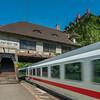 Südbahnhof Darmstadt, Richtung Nordwest  (Foto: Christoph Rau)