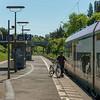 Südbahnhof Darmstadt, Richtung Südost  (Foto: Christoph Rau)