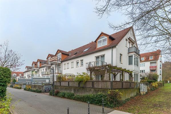 Darmstadt-Kranichstein, Gemeinnützige Wohnungsbaugenossenschaft Wixhausen e.G.  (Foto: Christoph Rau)