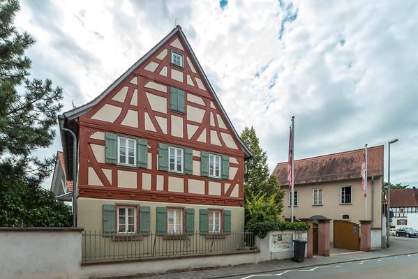 Riedstadt, Büchnerhaus  (Foto: Christoph Rau)