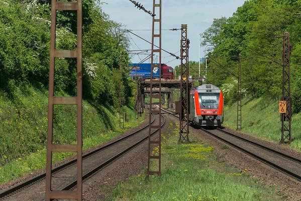 Südbahnhof, Richtung Nordwest  (Foto: Christoph Rau)