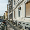 Barkhausstraße, Richtung Nordwesten  (Foto: Christoph Rau)