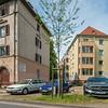 B26/ Landgraf-Georg-Straße, Richtung Norden  (Foto: Christoph Rau)
