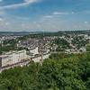 Blick auf Wetzlar von der Burgruine Kalsmunt, Richtung Nordost  (Foto: Christoph Rau)