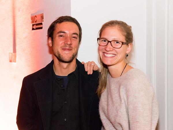 Festakt Hans Erich und Marie Elfriede Dotter-Stiftung am 19. November 2015 in der Orangerie Darmstadt
