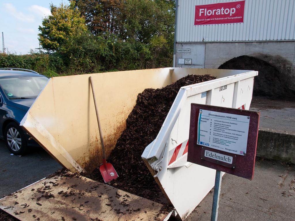 Kompostierungsanlage