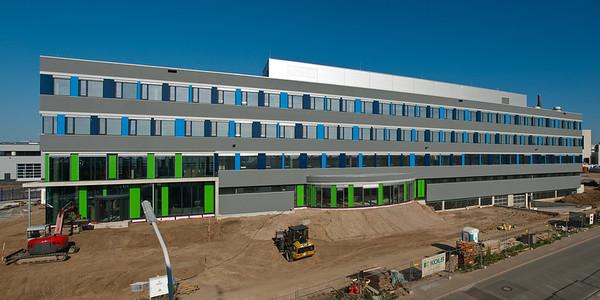 EAD-Verwaltungsgebäude am 27. Juni 2011 (Foto: Christoph Rau)