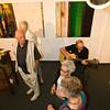 Vernissage in der Galerie Netuschil in Darmstadt am 18. August 2013