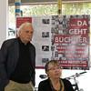 """Ausstellungseröffnung in der Galerie Netuschil am 29. September 2013: """"…da geht Büchner - Bilder des Dichters und seines Werkes"""" (Foto: Christoph Rau)"""