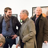 Vernissage in der Galerie Netuschil Darmstadt am 22. November 2015: Friedel Anderson  – Von der Schönheit der Bilder, Thomas Duttenhoefer – Von der Präsenz der Figur