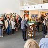 """Vernissage in der Galerie Netuschil Darmstadt am 3. April 2016: """"Landschaftsraum und Weltgestaltung"""""""