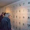 """Vernissage """"Ein Punkt, der spazieren geht - Zeitgenössische Zeichnung"""", Galerie Netuschil Darmstadt, 24. September 2017"""