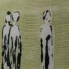 """Vernissage FARBRAUM Art Gallery: """"Tonstörung - Kantilene"""", Bilder von Bärbel Stoeckermann, Gedichte von Silke Heimes am 28. Oktober 2010"""