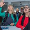 Eröffnung des Neubaus für den Fachbereich Chemie- und Biotechnologie (CuB) der Hochschule Darmstadt (HDA) am 15. Dezember 2017