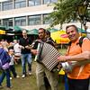 Impression vom Heinerfest-Sonntag, 1. Juli 2012 im Salm-Biergarten
