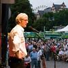 """Eröffnung des 62. Darmstädter Heinerfestes am 28. Juni 2012 in der """"Heiner-Arena"""" auf dem Karolinenplatz"""