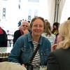 Traditioneller Frühschoppen am 2. Juli 2012 in der Heiner-Arena auf dem Karolinenplatz, Stadträtin Barbara Akdeniz