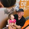Impression vom Heinerfest-Sonntag, 1. Juli 2012 vorm Salm-Biergarten