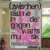 """73. Frühjahrstagung des INMM – Institut für Neue Musik und Musikerziehung Darmstadt: """"ÖFFENTLICHprivat. (Zwischen)Räume in der Gegenwartsmusik"""", 24. bis 27. April 2019, (Foto: Christoph Rau)"""