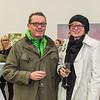 """Eröffnung der Ausstellung """"Mit Kunst für die Kunst"""" in der Kunsthalle Darmstadt am 29. Oktober 2017 (Foto: Christoph Rau)"""