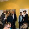 """Eröffnung der Ausstellung """"Von Eugen Bracht bis Pierre Kröger - Ein Darmstädter Bilderschatz von 1900 bis 2000, HEAG-Schenkung an das Kunst Archiv Darmstadt und Feier des 30. Geburtstages des Kunst Archiv Darmstadt am 12. Oktober 2014"""