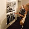 Eröffnung der Ausstellung zur Darmstädter Brandnacht 1944 im Kunstarchiv Darmstadt am 11. September 2014