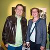 """Eröffnung der Ausstellung """"Künstler unter sich: Dem Lichtbildner Pit Ludwig zum 99. Geburtstag"""" am 17. Mai 2015 im Kunst Archiv Darmstadt"""