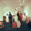 """Eröffnung der Ausstellung """"Einblick - Nachlässe, Schenkungen und Erwerbungen"""" im Kunst Archiv Darmstadt am 17. September 2015"""
