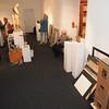 """Eröffnung der Ausstellung """"Einblick - Nachlässe, Schenkungen und Erwerbungen"""" im Kunst Archiv Darmstadt am 17. September 2015  (Foto: Christoph Rau)"""