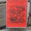 """Eröffnung der Ausstellung """"Nie wieder Krieg!"""" - Werke von sieben Expressionisten am 23.Oktober 2016 im Kunst Archiv Darmstadt"""