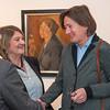 """Ausstellungseröffnung """"Geschenkt, Gestiftet und Erworben"""" Schenkungen und Neuerwerbungen an das Kunst Archiv Darmstadt e.V. am 23. April 2017"""