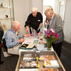 Sommerfest im Literaturhaus und Kunst Archiv Darmstadt am 5. September 2014