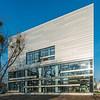 Neubau Chemie- und Biotechnologie der Hochschule Darmstadt (CuB), Blick von Westen (Berliner Allee), Technikum außen (Foto: Christoph Rau)