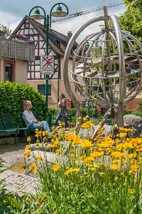 Ortsmitte Ober-Ramstadt (Foto: Christoph Rau)