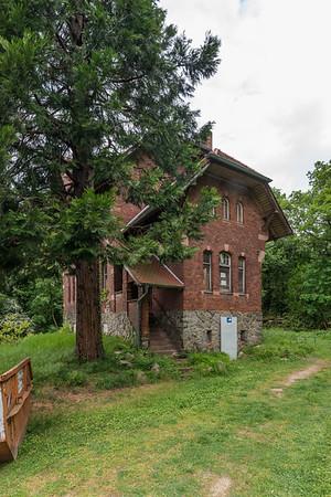 Gärtnervilla, Schloss Heiligenberg, 3. Mai 2018